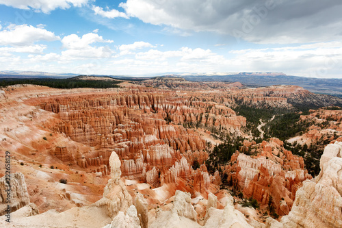 Tuinposter Verenigde Staten Inspiration Point in Bryce Canyon National Park
