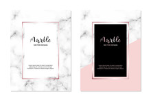 Marble Vector Design Template ...