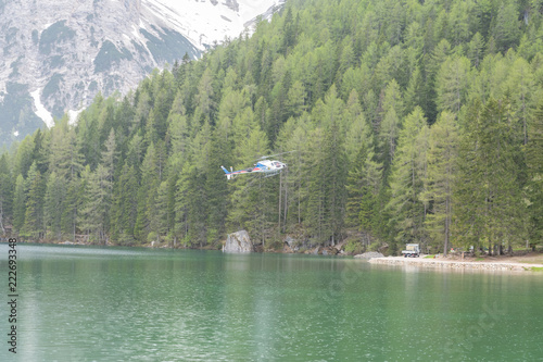 Spoed Foto op Canvas Khaki Dolomites Italy, landscapes and nature