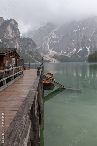 Wall Murals Arctic Dolomites Italy, landscapes and nature