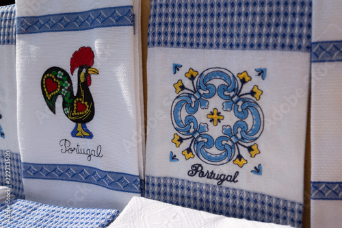 Broderie Traditionnelle Portugal