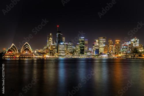 Tuinposter Oceanië Sydney City, Australie