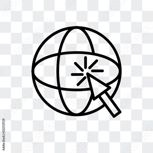 Internet Icon Isolated On Transparent Background Modern And Editable Internet Icon Simple Icons Vector Illustration Buy This Stock Vector And Explore Similar Vectors At Adobe Stock Adobe Stock
