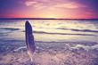 Ruhe und Stille an der Küste