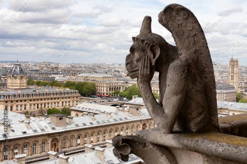 Fotografia  Notre Dame Cathedral Paris