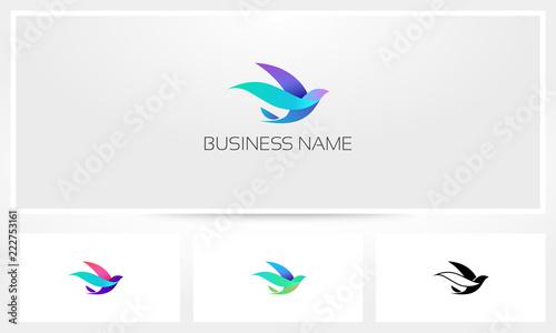 Fototapeta premium Bird Logo