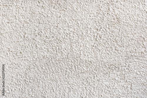 Fototapeta rough plaster concrete texture background wall. obraz