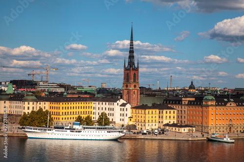 Spoed Foto op Canvas Stockholm Stockholm,Sweden