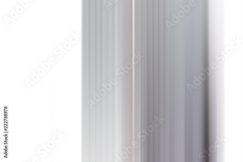 Fotografiet  vertical line blur background