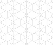 Abstract Seamless Geometric Pa...