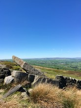 Ilkley Moor, Yorkshire, United Kingdom