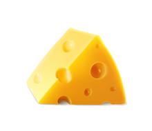 Triangular Piece Of Cheese, Ch...