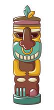 Mexico Idol Icon. Cartoon Of M...