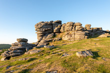 Hound Tor, A Large Weathered G...