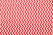 Pattern Stripe Seamless Red And White Colors Textile Texture