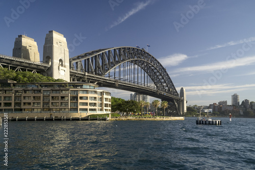 Foto  Harbour bridge Sydney