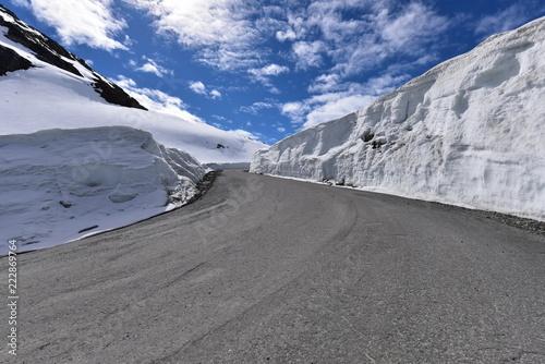 Fotografie, Obraz  Folgefonna Gletscher Nationalpark, Norwegen