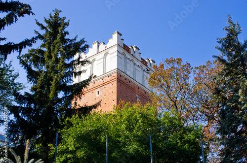 Gate tower of Sandomierz - Poland