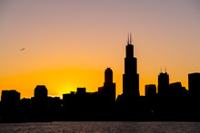 Chicago Skyline Picture During...