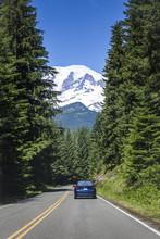 Road Trip Through Mount Rainie...