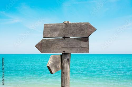 Fotografie, Obraz summer travel destinations options