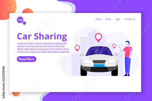 Car Landing Pages Templates From Themeforest