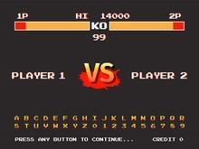 Screen Retro Game Arcade Machi...