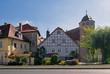 Altstadt von Marktbreit, Unterfranken, Bayern, Deutschland