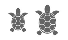Two Turtles Icons