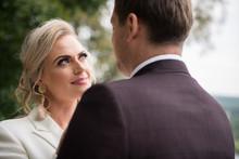 Romantic Newlyweds Exploring V...