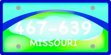 Car Registration Number Plates...