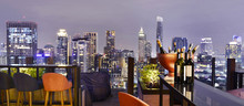 Bangkok City View Point From R...