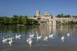vista de Zamora desde la orilla del río Duero