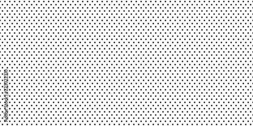 Photographie Seamless polka dots pattern