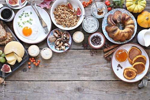 Fotografie, Obraz  Thanksgiving Brunch
