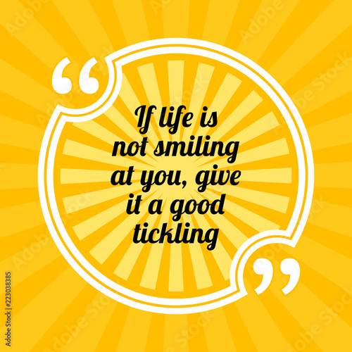 Fotografía  Inspirational motivational quote