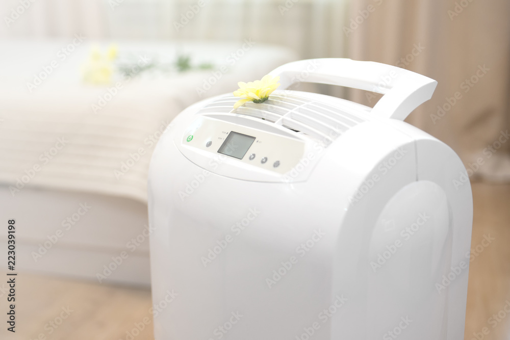 Fototapeta Home Air Purifier,climate device for home