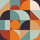 Grafika wzoru abstrakcyjnej geometrii 12 - 223040918