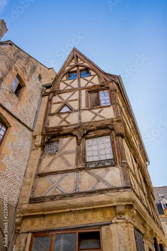 Foto  Dans les rues de Moulins sur Allier