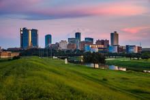 Forth Worth Skyline