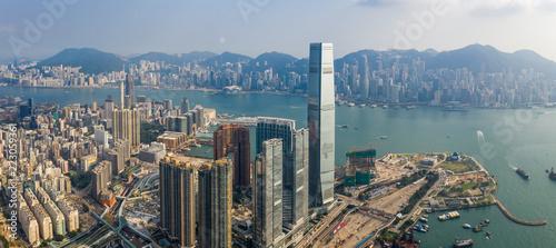 Photo  Hong Kong urban city