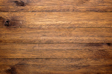 Brown Wood Table Background, L...