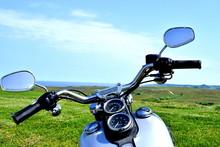 バイクからの眺め