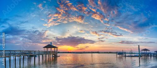 Sound Side Sunset