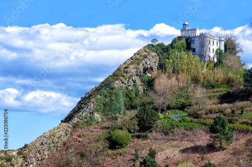 Almirante Fort in Spain