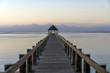 Fijian Pier in the morning