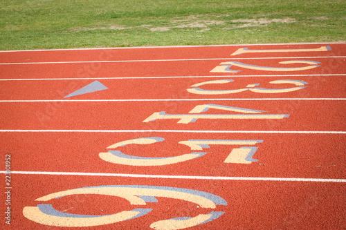 Fotografiet  Track Numbers