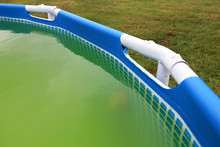 Super Green Water With Algae G...