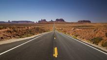 Monument Valley Arizona Highway