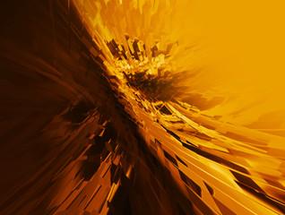 Fototapeta Abstract illustration background for design